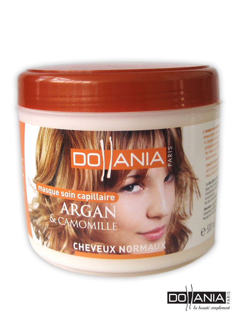 Cheveux normaux - Argan & Camomille